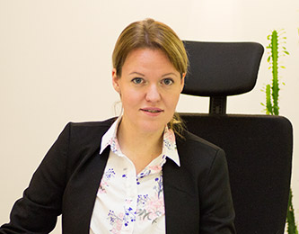 Steuerfachangestellte Kristina Räpple